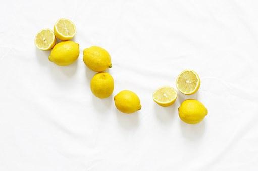 lemon is best for acne scars