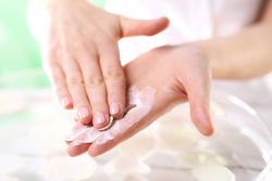 To keep your hand hydrated you always care and moisture your hand