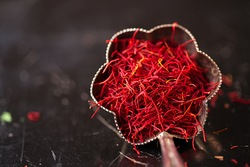 Use saffron if you have dark spots and brown spots
